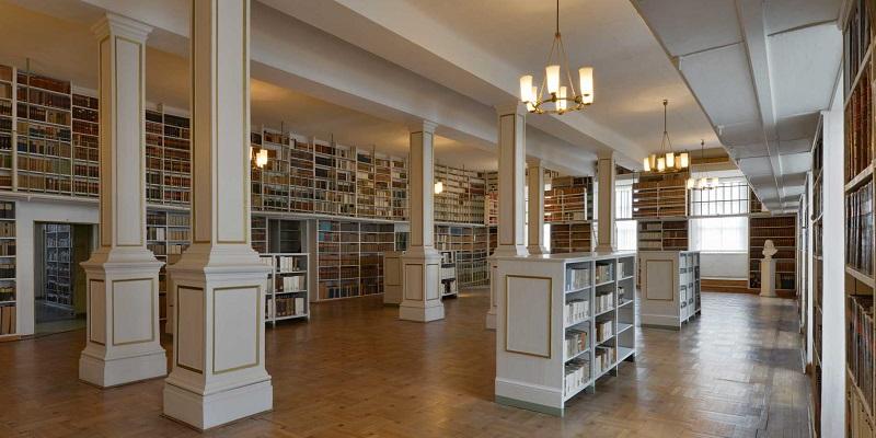 Universitätsbibliothek Erfurt 2
